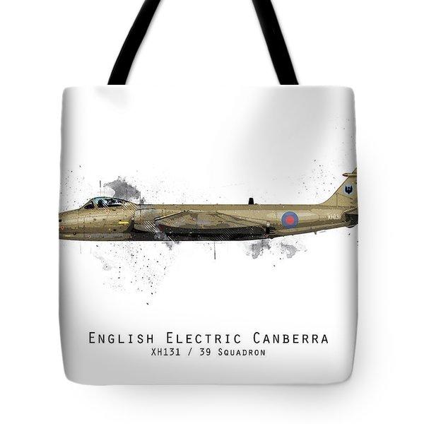 Canberra Sketch - Xh131 Tote Bag
