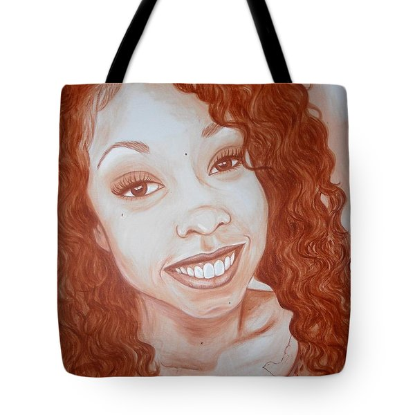 Candace Tote Bag
