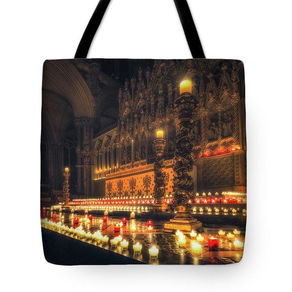 Candlemas - Altar Tote Bag