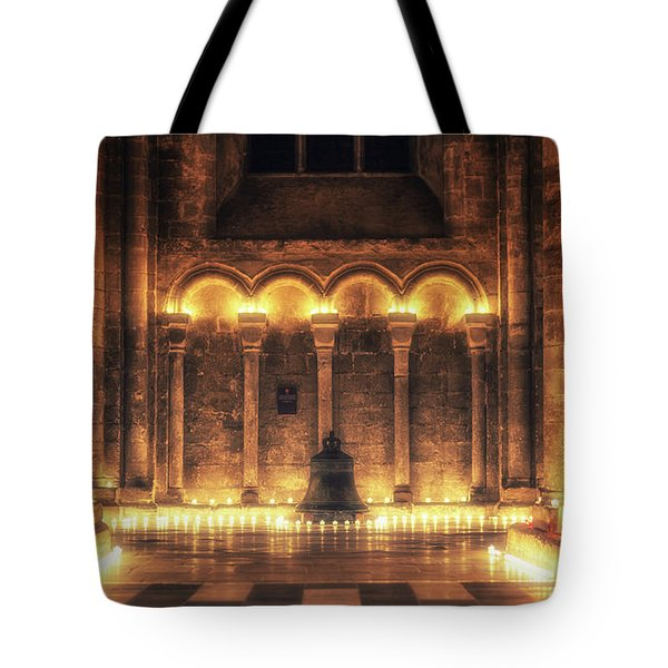 Candlemas - Bell Tote Bag