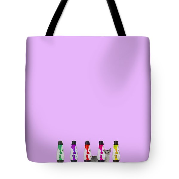Candy Balls Tote Bag
