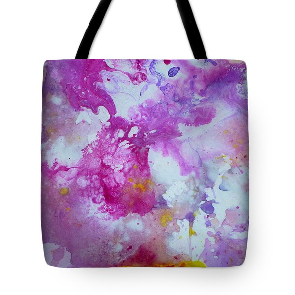 Candy Clouds Tote Bag