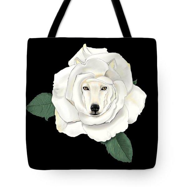 Canis Rosa Tote Bag