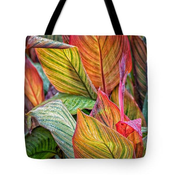 Canna Tote Bag
