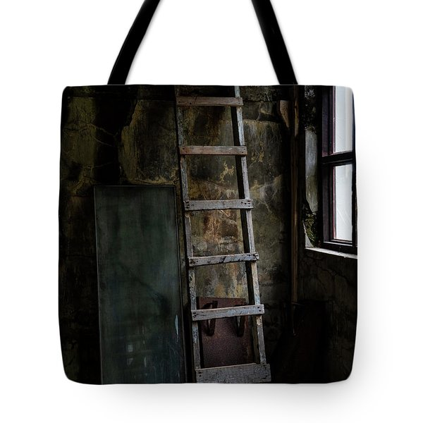 Cannery Ladder Tote Bag