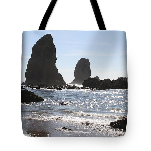 Cannon Beach II Tote Bag