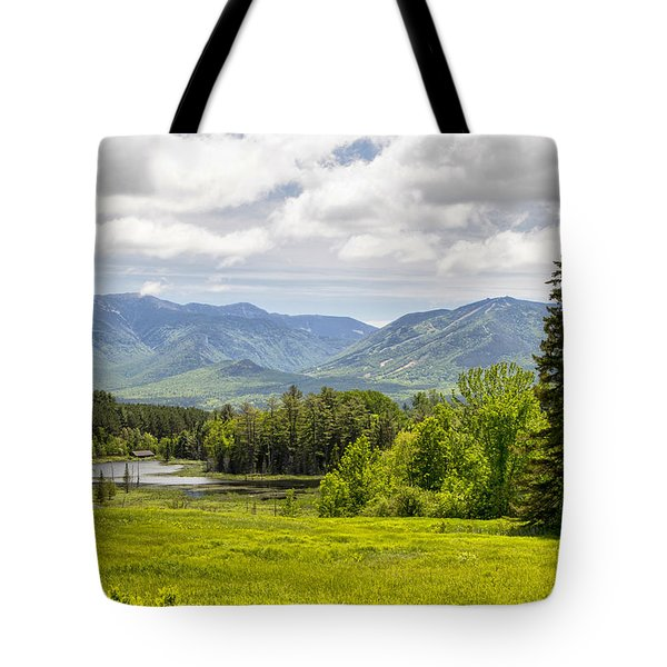 Cannon Mountain  Tote Bag