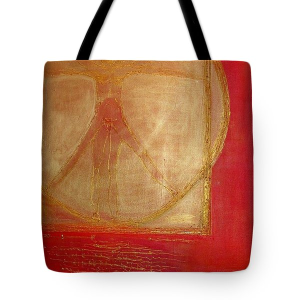 Cannon Of Proportion Tote Bag