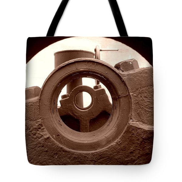 Cannon Parts Tote Bag