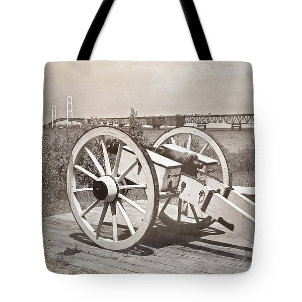 Cannon Tote Bag by Randall  Cogle