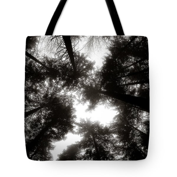 Canopy Tote Bag by Dave Bowman