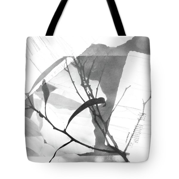 Canopy No. 2 Tote Bag