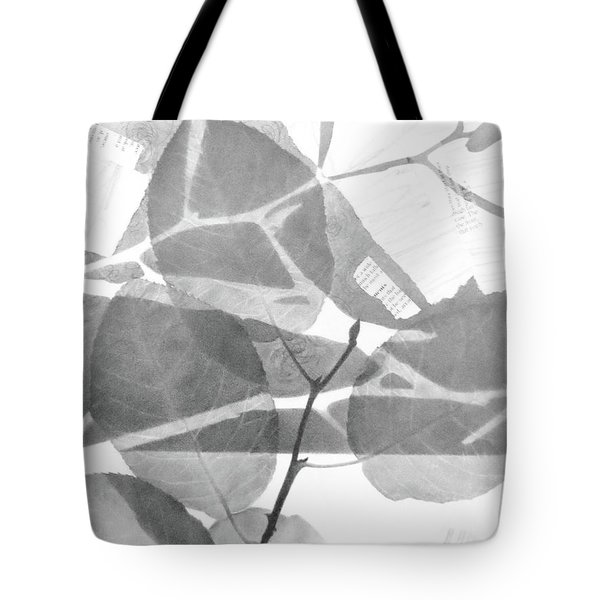 Canopy No.1 Tote Bag