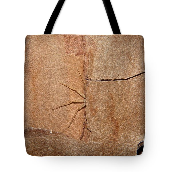 Can't See Me Tote Bag by Lynda Dawson-Youngclaus