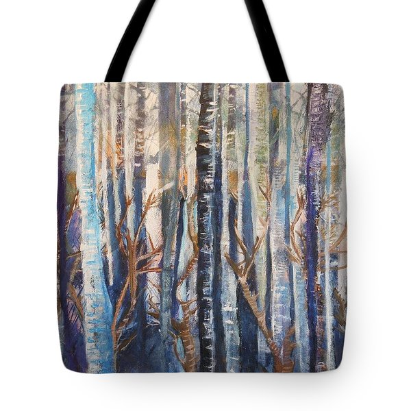Can't See The Forest Tote Bag