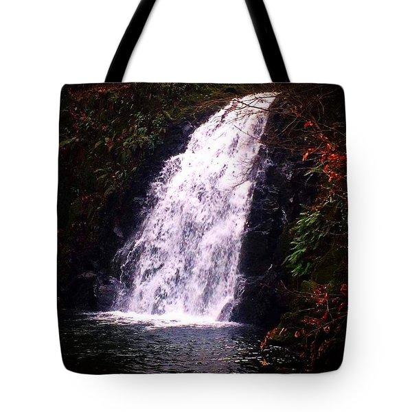 Wistful Water Tote Bag