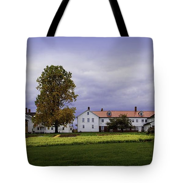 Canterbury Shaker Village Nh Tote Bag