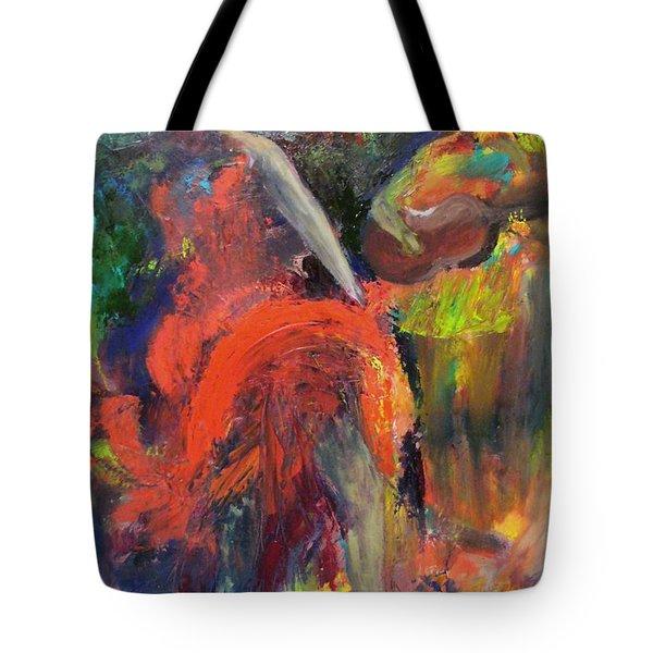 Cantina Serenade Tote Bag