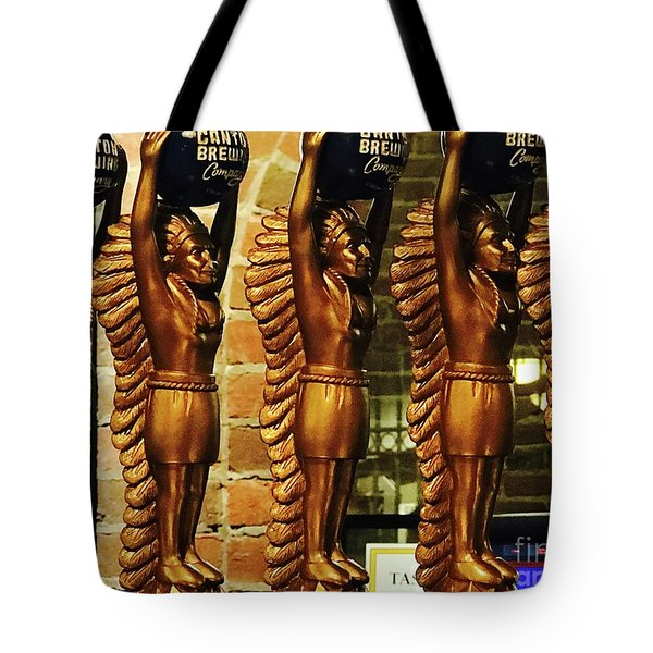 Canton Chief Tote Bag