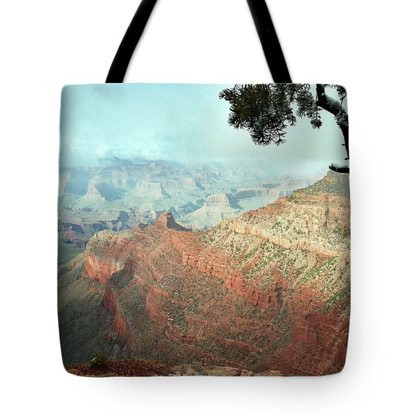 Canyon Captivation Tote Bag