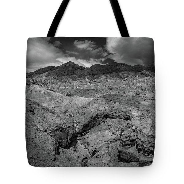 Canyon Relief Tote Bag