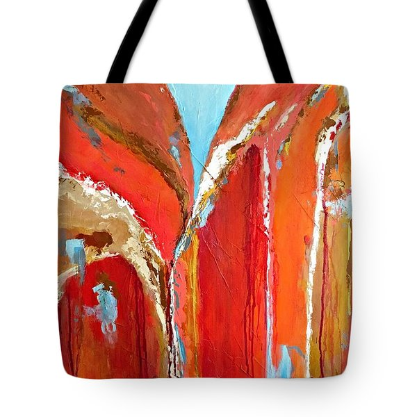 Canyon Reverie Tote Bag