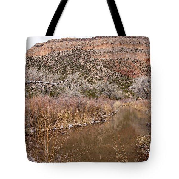Canyon River Tote Bag