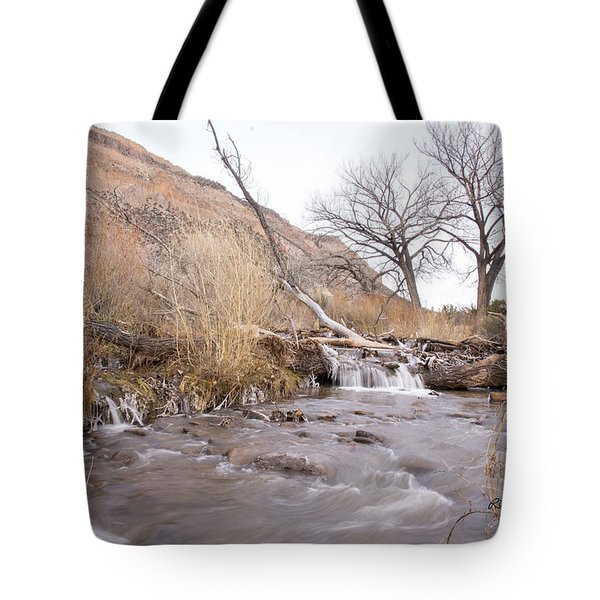 Canyon Stream Current Tote Bag
