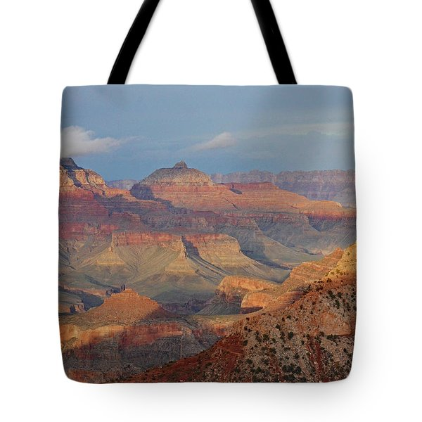 Canyon Sunset Tote Bag