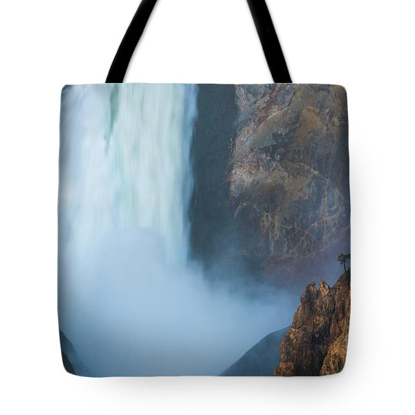 Tote Bag featuring the photograph Canyon Sunset  by Vincent Bonafede