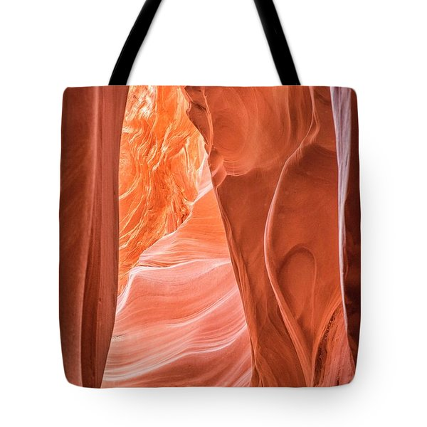 Canyon Textures Tote Bag