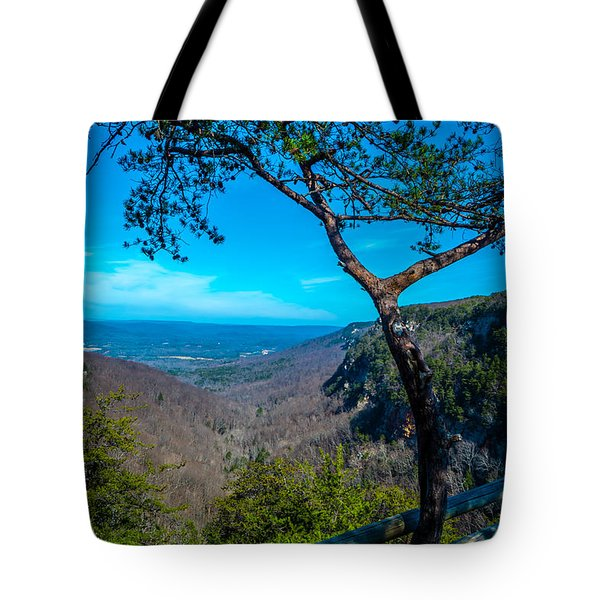 Canyon View Tote Bag