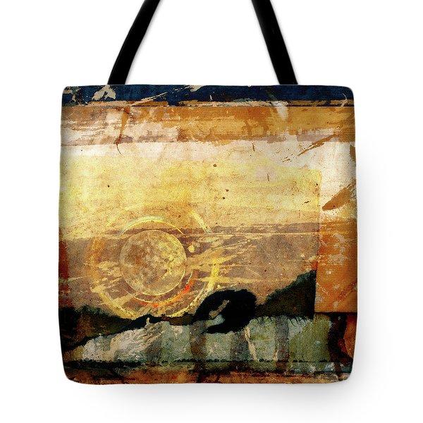 Canyon Walls Square Tote Bag