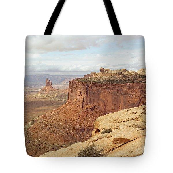 Canyonlands Candlestick Tote Bag