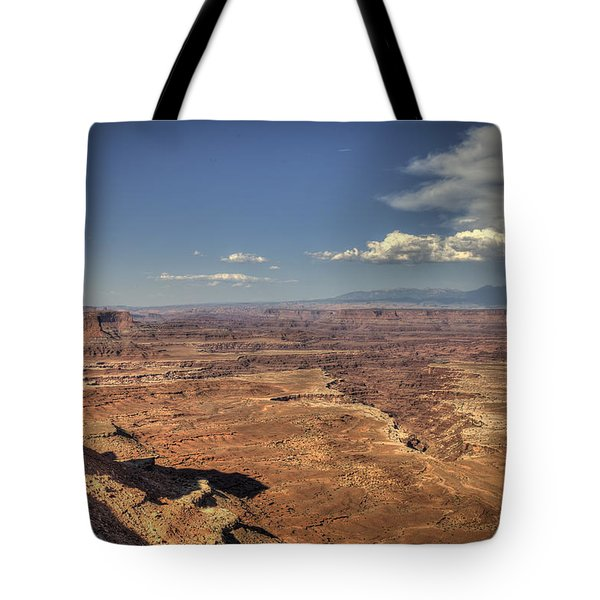 Canyonlands Colorado River Tote Bag