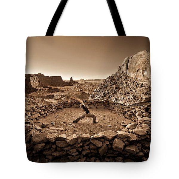 Canyonlands Kiva Tote Bag