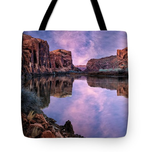 Canyonlands Sunset Tote Bag