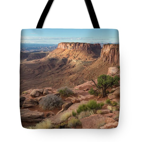 Canyonlands View Tote Bag