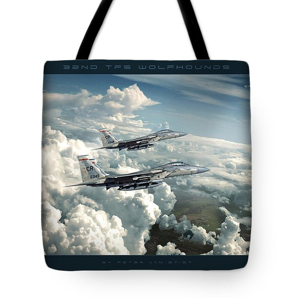 Cap Station Two Tote Bag