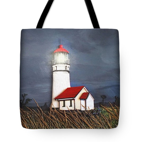 Cape Blanco Glow Tote Bag