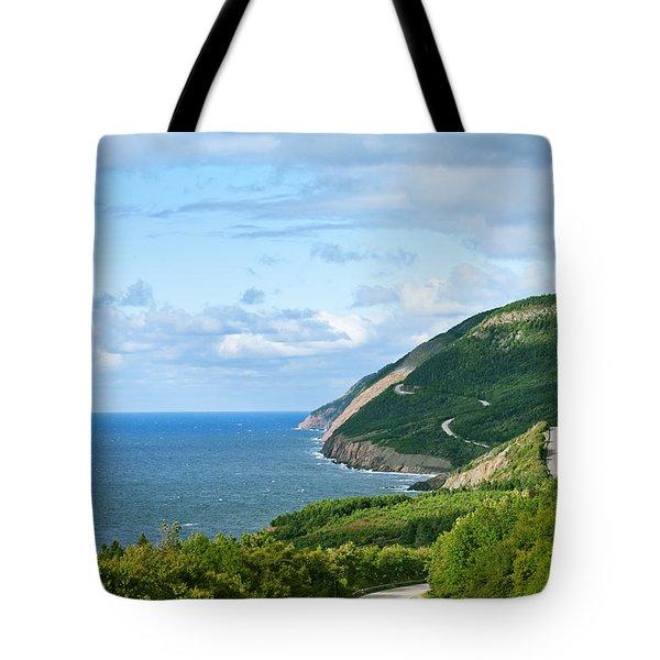 Cape Breton Highlands National Park Tote Bag