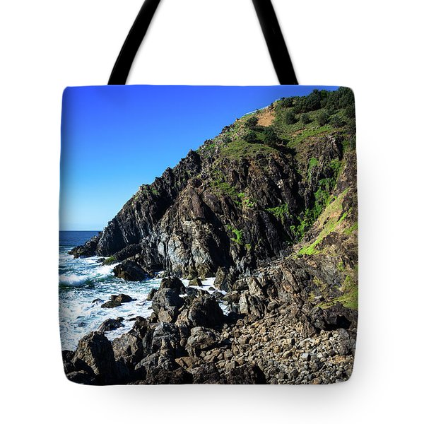 Cape Byron  Tote Bag