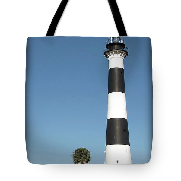 Cape Canaveral Lighthouse  Tote Bag