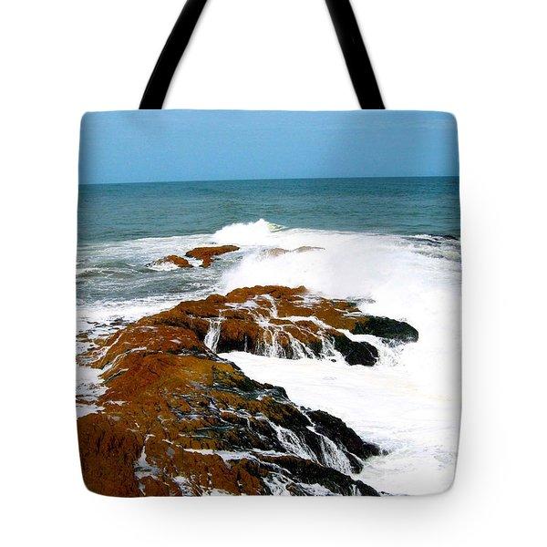 Cape Coast Ghana  Tote Bag