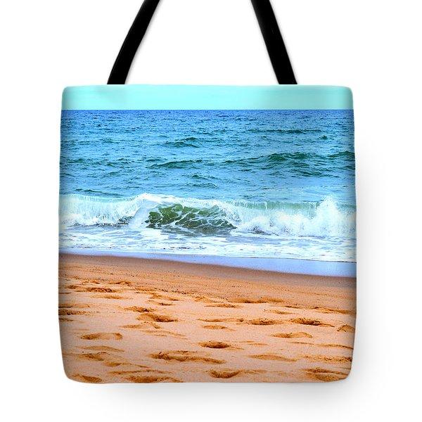 Cape Cod Beach Day Tote Bag