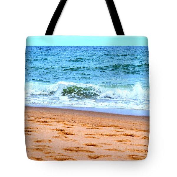Cape Cod Beach Day Tote Bag