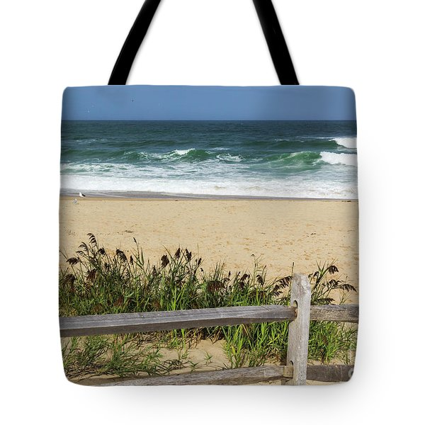 Tote Bag featuring the photograph Cape Cod Bliss by Michelle Wiarda