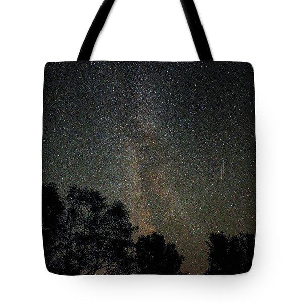 Cape Cod Hill Milky Way Tote Bag