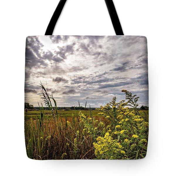Cape Cod Marsh 4 Tote Bag