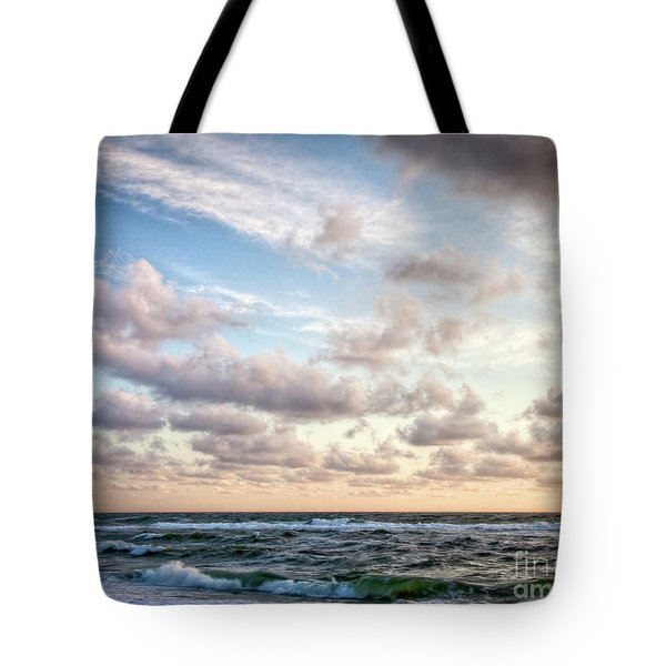 Tote Bag featuring the photograph Cape Cod Sunrise 3 by Susan Cole Kelly